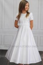 Perełka sukienka komunijna