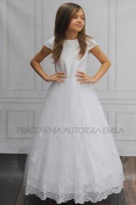 Andrea sukienka komunijna