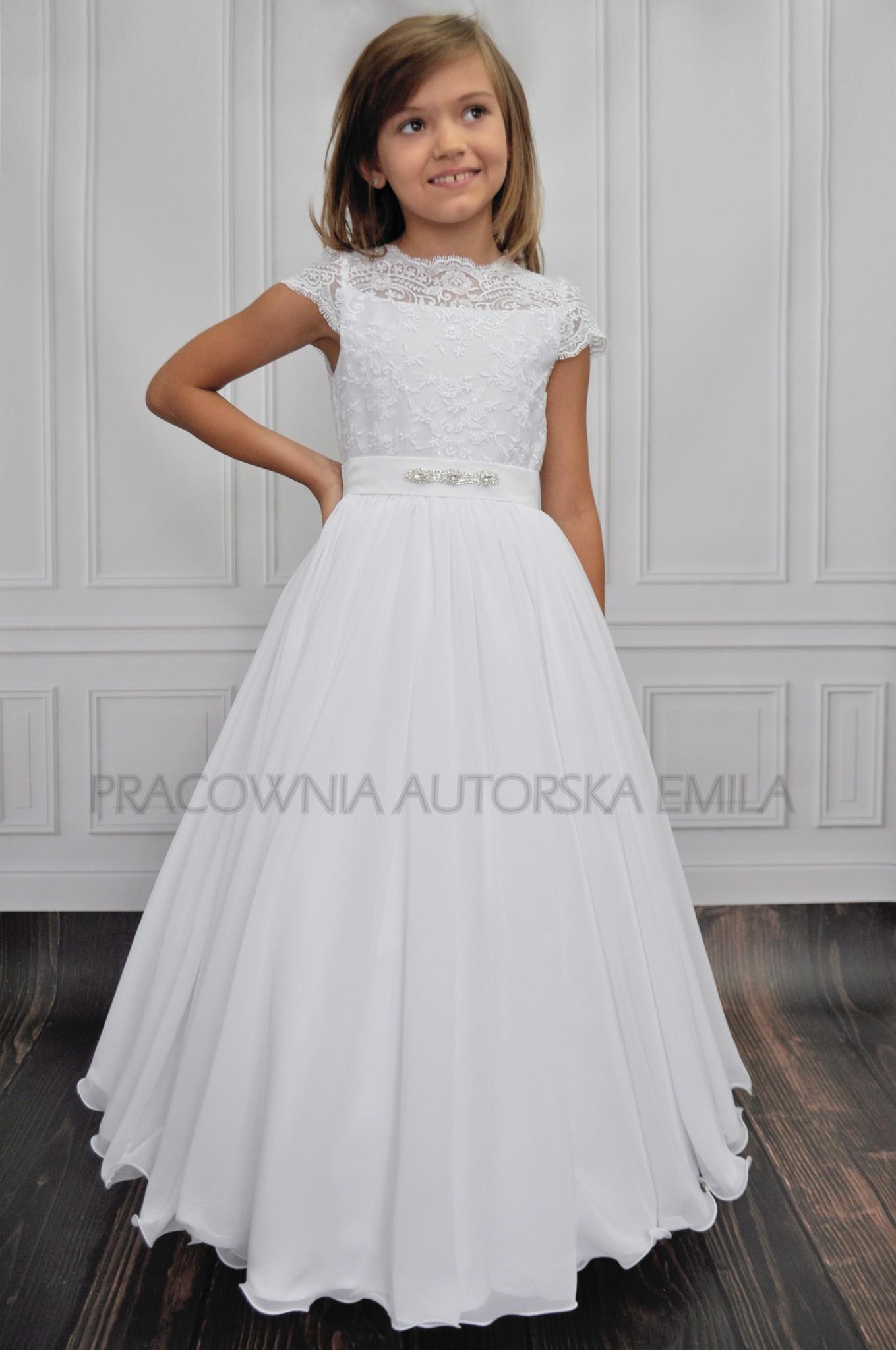 755ce0bacc Aurora sukienka komunijna