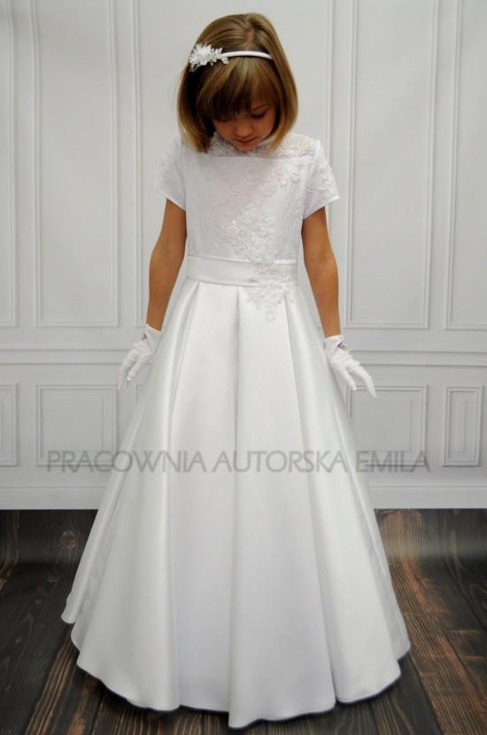 Blanka sukienka komunijna