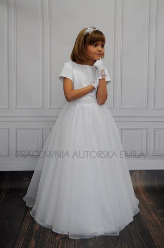 Crystal sukienka komunijna