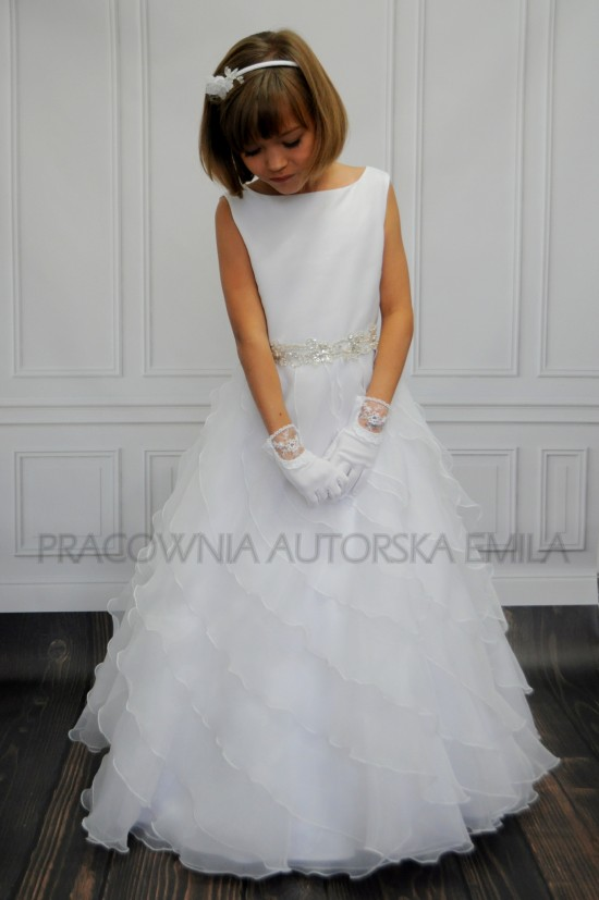 Cloe sukienka komunijna