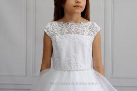 Casandra sukienka komunijna