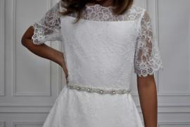 Milena sukienka komunijna