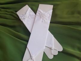 Rękawiczki długie hostia