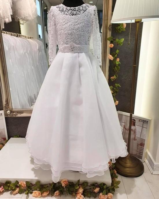 TOMIRA sukienka komunijna